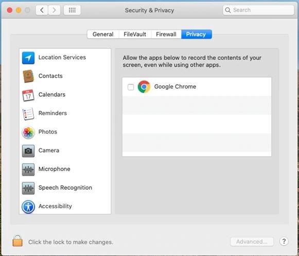 Zoom app mac